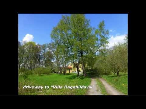 Sweden - Ragnhildsvik - country estate at lake Mälaren