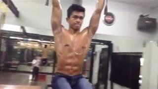 Ini Resep Brondong Sixpack Perut Otot Lengan Karena Sering Pull Up