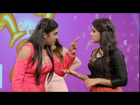 Onnum Onnum Moonu Season 2 I Ep 53 -  Nimsha and Aparna Balamurali with Rimi I Mazhavil Manorama