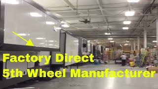 Baixar Free RV factory tour - Luxe luxury fifth wheels factory direct manufacturer