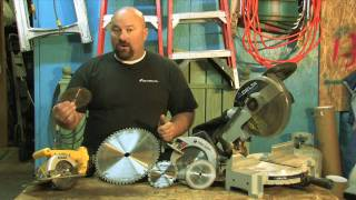 How To Choose Table Saw Blades