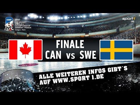 Schweden krönt sich im Penalty-Krimi zum Weltmeister    Finale   Highlights   EISHOCKEY WM 2017