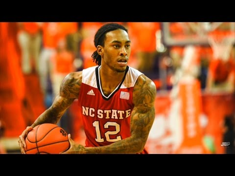 North Carolina State PG Cat Barber 2015-16 Highlights ᴴᴰ