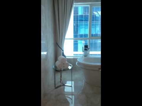 Marriott Harbour Dubai Penthouse Suite