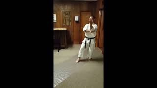 Kata Gekisai Ni --  Instructional (Sensei Tom Cako, Tri-City Training)