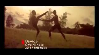Naijaloaded com ng Davido   Owo Ni Koko Official Video