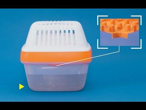 Kühlschrank Entfeuchter : Lescars entfeuchter fürs auto luft und autoentfeuchter