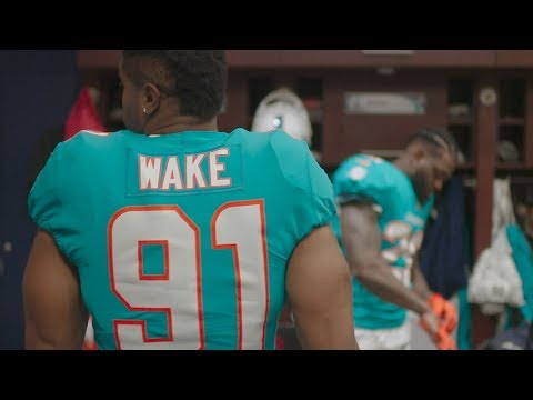 A Modern Version Of The Classic Miami Dolphins Look