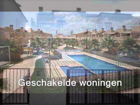 Huizen te koop in spanje costa blanca makelaar spanje for Makelaar huizen