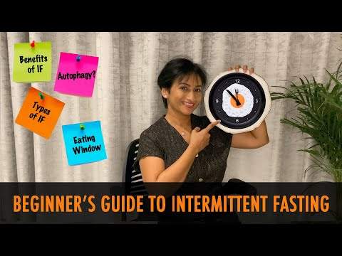 5 Types of Intermittent Fasting | Fasting and Autophagy | intermittent fasting for women