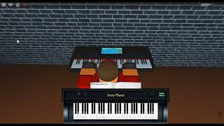 Unravel - Tokyo Ghoul by: Toru Kitajima on a ROBLOX piano. [Easy/Revamped]