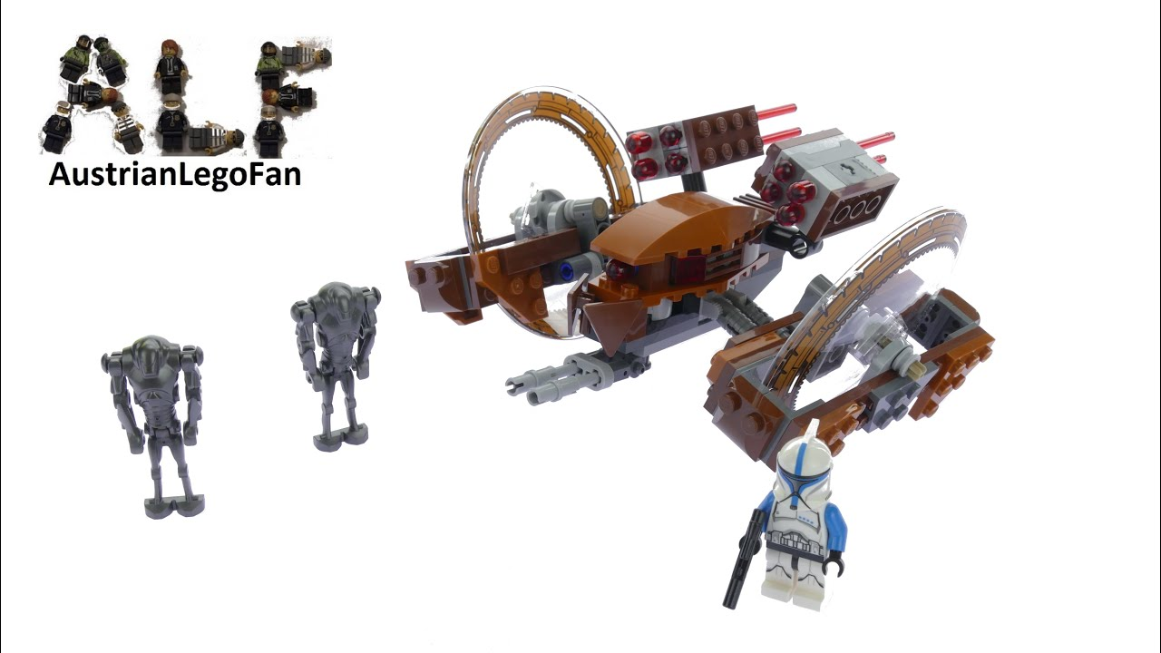 LEGO® 75085 STAR WARS Hailfire Droid