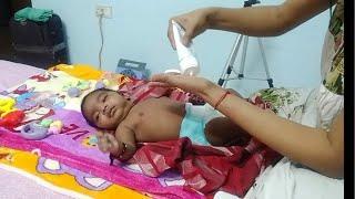 Gannu ko ye Karte Pahli Baar Dekege Aap Log#Ruchikesh Baby Vlogs