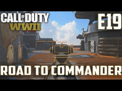 Call Of Duty World War 2(RTC)PS4 Ep.19-FFA On Gibraltar,USS Texas(STG44 Haywire II Gameplay