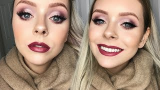 DRUGSTORE HOLIDAY MAKEUP TUTORIAL | Easy u0026 Affordable