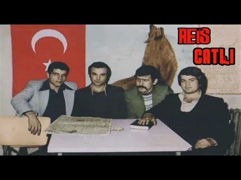 """Türkiye'nin En Büyük Derin Devlet Ajanlarından Asalayı Bitiren """"REİS ABDULLAH ÇATLI"""" Kimdir?"""