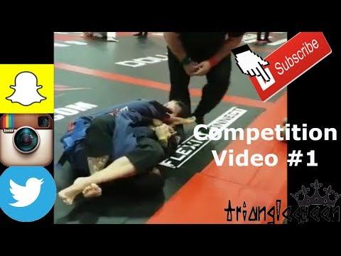 BJJ Motivation | Competition Fight Video | Female Blue Belts NAGA Europe 2017