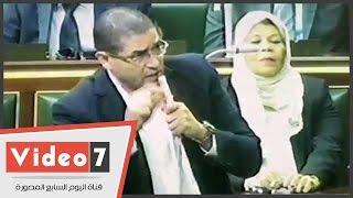 أبو حامد: وزير الدفاع نقل لنا إدراك الجيش لدور أهالى سيناء فى الحرب ضد الإرهاب