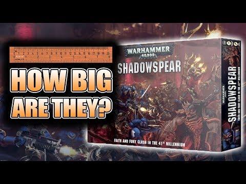 Warhammer 40K: Shadowspear | Table Top Miniatures