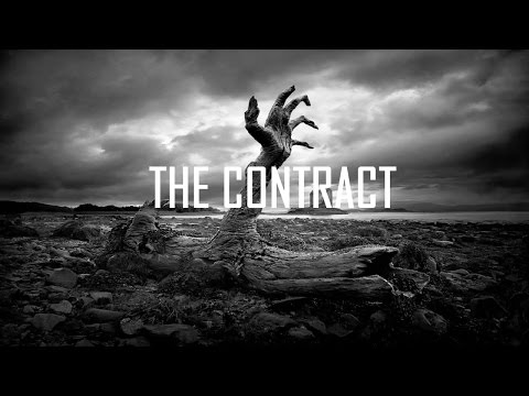 ORIGINAL HORROR FICTION: The Contract