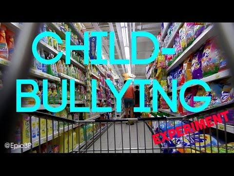 Social Experiment: Child-Bullying! (Singapore)