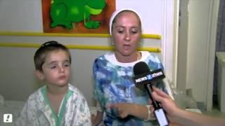 ילד יהודי נפגע בשבת מכדור ערבי בפסגת זאב