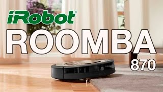 Demo IRobot  Roomba 870 review