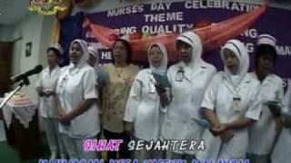 """""""SIHAT SEJAHTERA"""" Hospital Sentosa - lagu tema Kementerian Kesihatan Malaysia"""