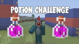 Minecraft Xbox - The Potion Challenge - Part 2