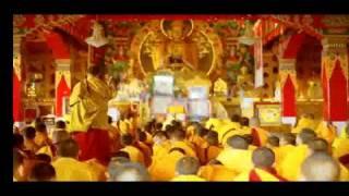 Sutra del Corazón recitado en Tibetano por los monjes del Monasterio Kopan. ( Heart Sutra Tibetan )