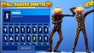 *NEW* FORTNITE HEADBANGER EMOTE WITH LEAKED SKIN SHOWCASE 1HOUR EMOTE