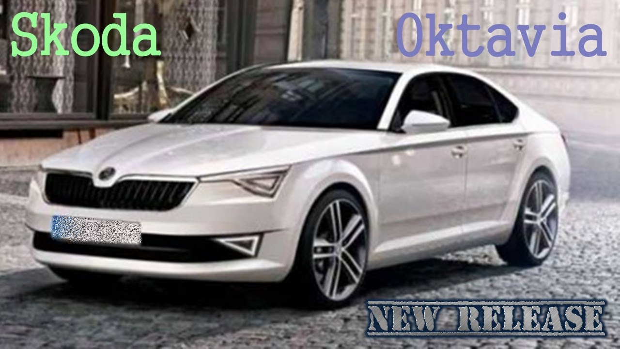 skoda 2017 octavia new concept exterior design youtube. Black Bedroom Furniture Sets. Home Design Ideas