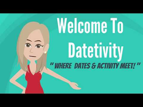Datetivity!  Dating Site for Active Singles, Fitness Singles, Fun way to Dating Online!