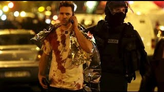 Paris attacks - Bataclan 13/11/15 The assault by French Police