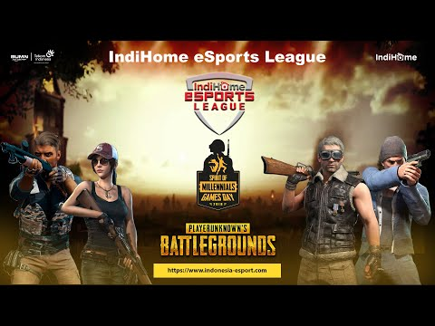 Indihome Esports League Season 2 | Spirit of Millenials Games Day