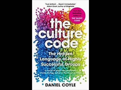 The culture code  by Daniel Coyle Mp3