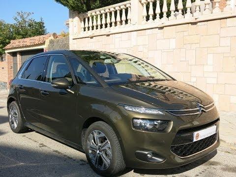 Citroën C4 Picasso - Prueba en Portalcoches