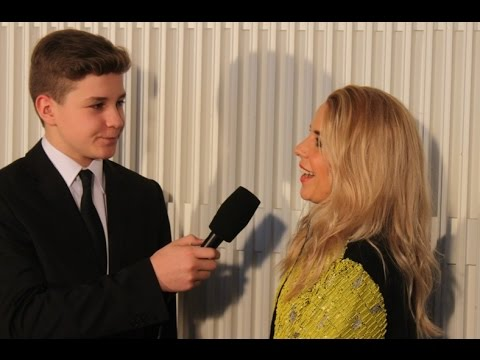 Krista Siegfrids Nuorten KaarelaTV:n haastattelussa