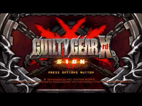 Guilty Gear Xrd -SIGN- OST Django django