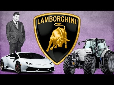 Lamborghini: Never Insult a Tractor Tycoon