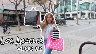 SHOPPEN In L.A.🌴+ Haul❤️| Vlog #2