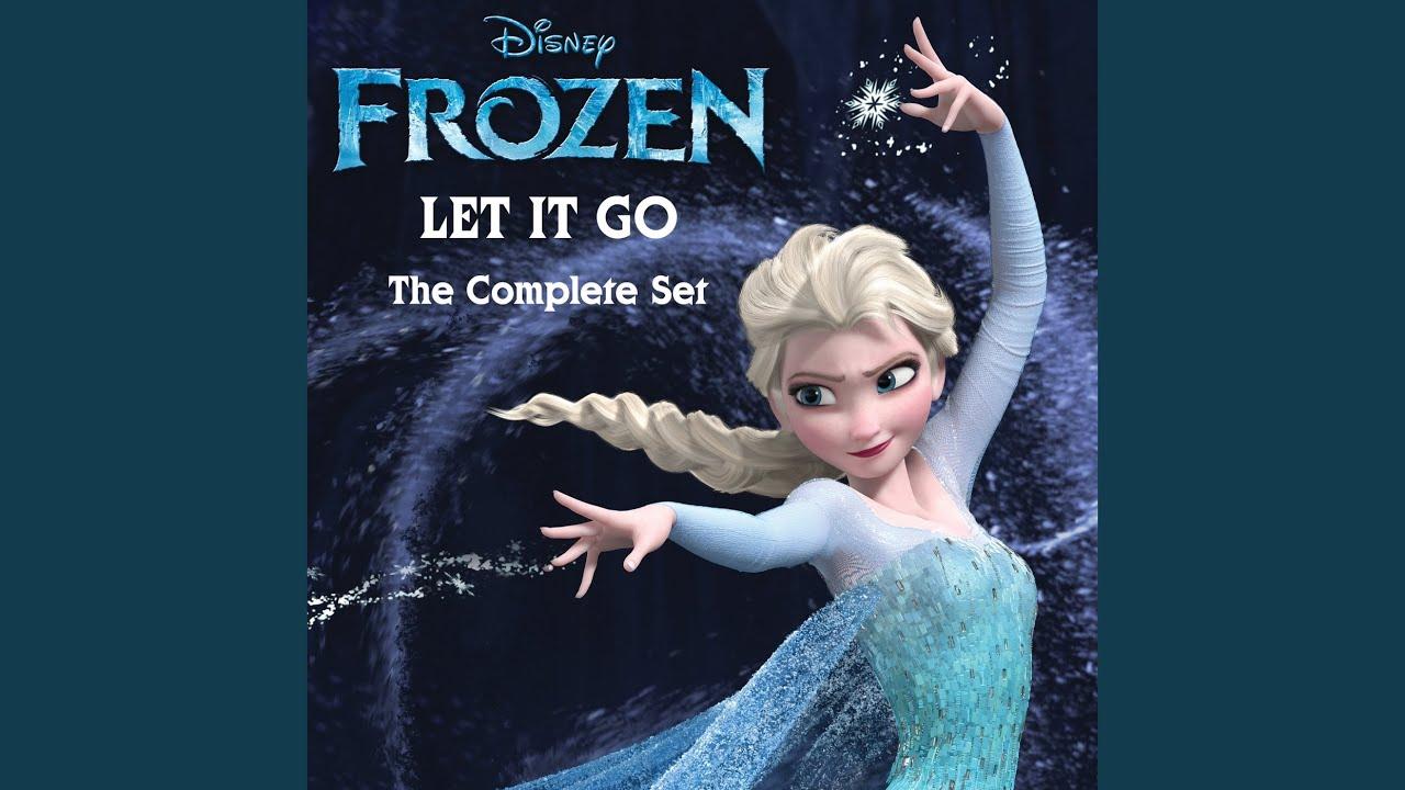 Frozen Let It Go-Turkish