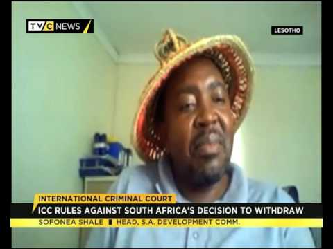 SOFONEA SHALE INTERVIEW ON TVC NEWS