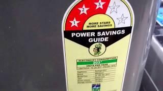 Whirlpool 190 L 3 Star Direct-Cool Single Door Refrigerator review(205 GENIUS CLS PLUS 3S Grey)