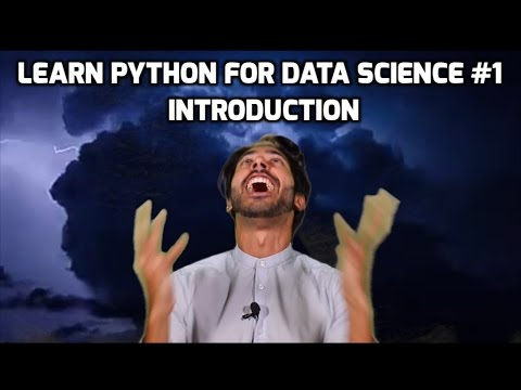 Introduction - Learn Python For Data Science #1