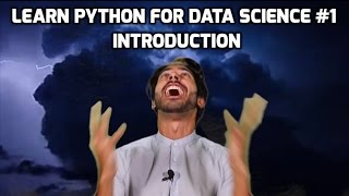 Introduction - Learn Python for Data Science #1 thumbnail