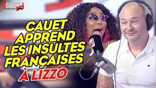Cauet apprend les insultes françaises à LIZZO - C'Cauet sur NRJ