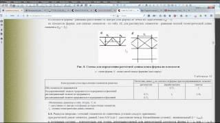009 Расчет связей в Autodesk Robot Structural Analysis