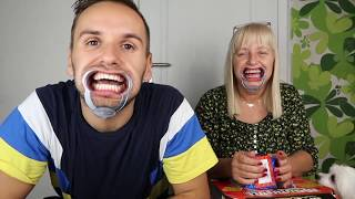 MOUTHFULL CHALLENGE (TRY NOT TO LAUGH)