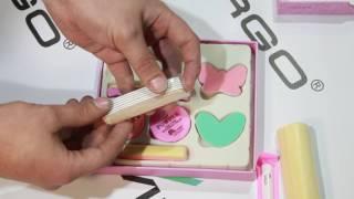 Набор для японского маникюра Silcare